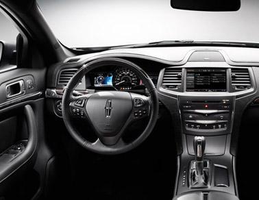 2014 LINCOLN MKS Premium Interior