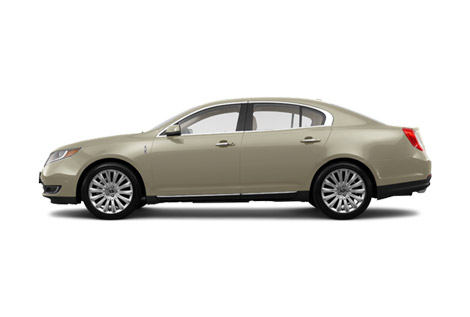 2014 LINCOLN MKS Profile