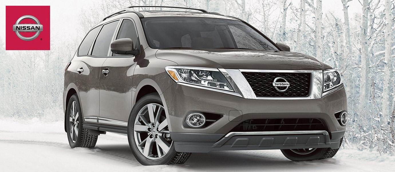 2014 Nissan Pathfinder Exterior