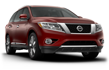 2014 Nissan Pathfinder Design