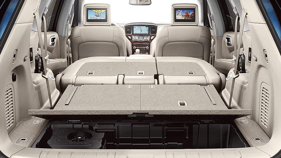2015 Nissan Pathfinder Seattle Wa