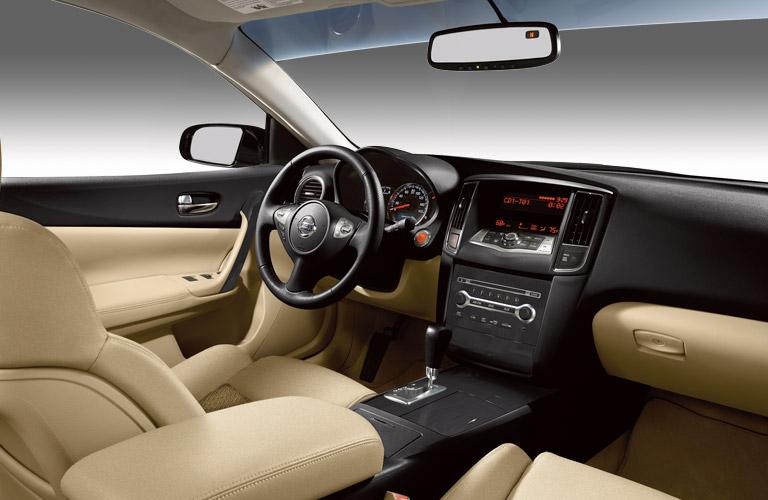2014 Nissan Maxima interior
