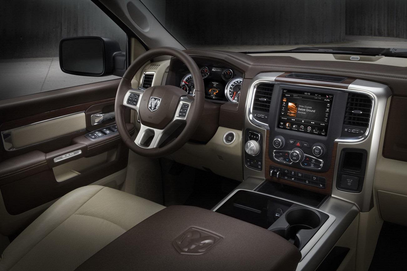 dodge ram truck interior - 2013 Dodge Ram 2500 Interior