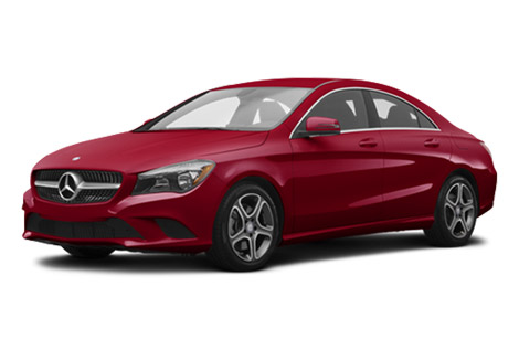2014 Mercedes-Benz CLA250 4MATIC Exterior