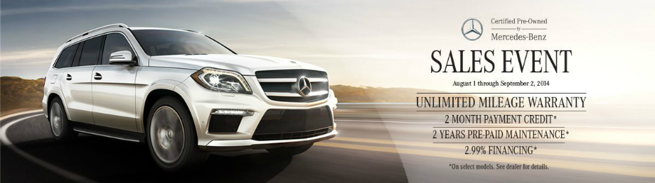 mercedes benz pre owned car specials mercedes benz. Cars Review. Best American Auto & Cars Review