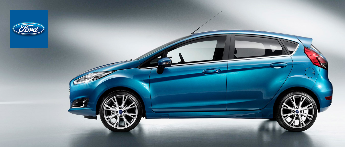 2014 Ford Fiesta Exterior Kansas City
