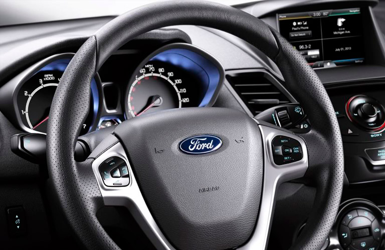 2014 Ford Fiesta Interior Kansas City