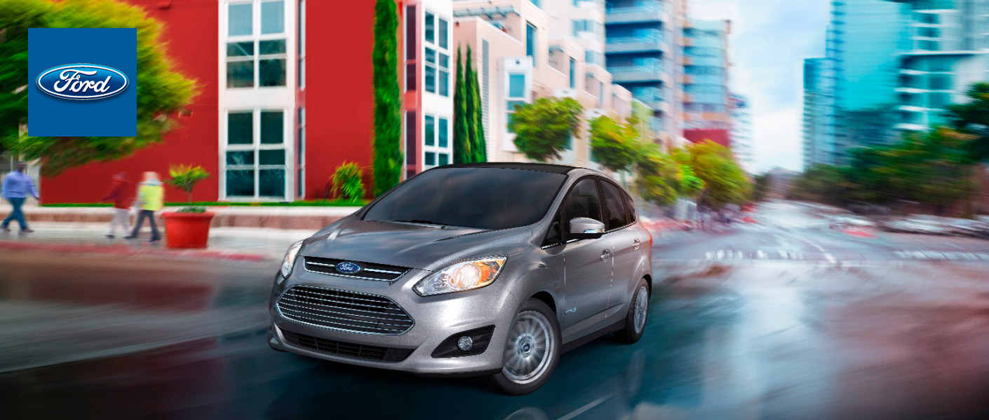 2014 Ford C-Max Hybrid Exterior Kansas City