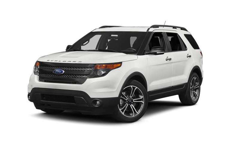 Ford Explorer Vs Chevy Traverse >> 2014 Ford Explorer vs 2014 Chevy Traverse