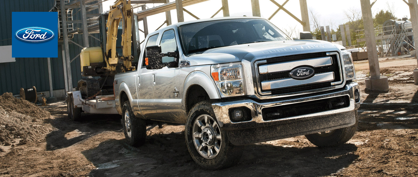 2014 Ford F-250 Exterior Kansas City