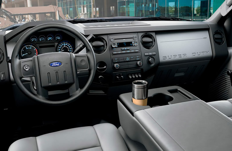 2014 Ford F-250 Interior Kansas City