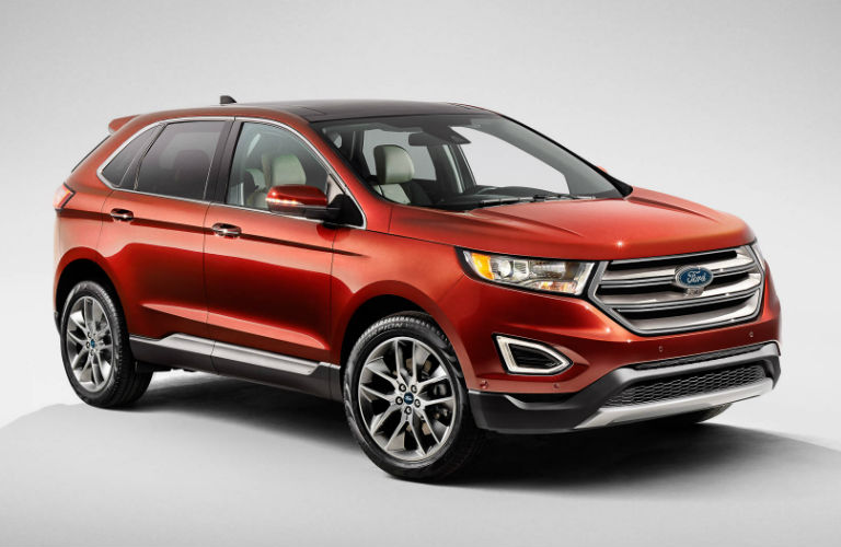 Ford Edge 2015 Msrp