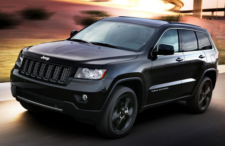 Capability of the 2015 Jeep Grand Cherokee