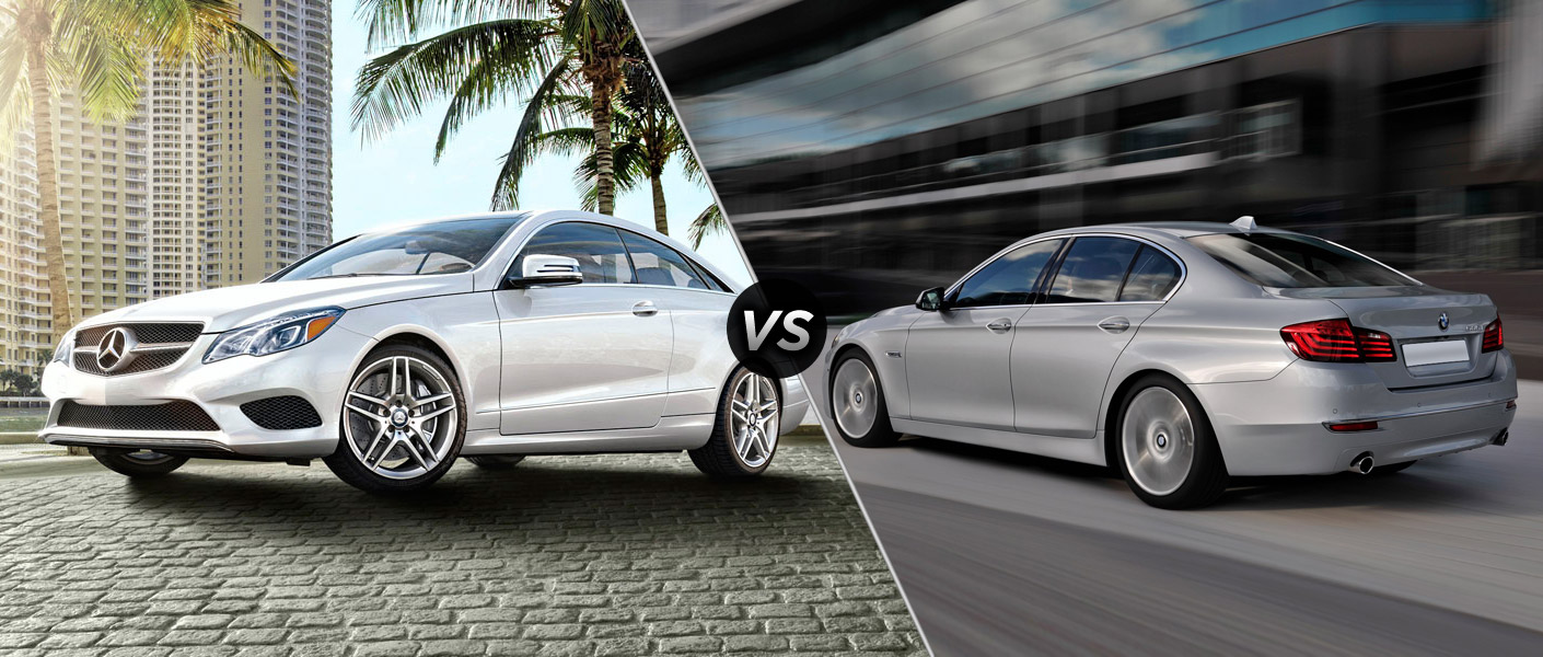 2014 mercedes benz e class vs 2014 bmw 5 series for New e series mercedes benz