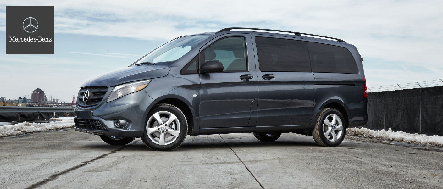 2016 mercedes benz metris van kansas city mo for 2018 mercedes benz metris redesign
