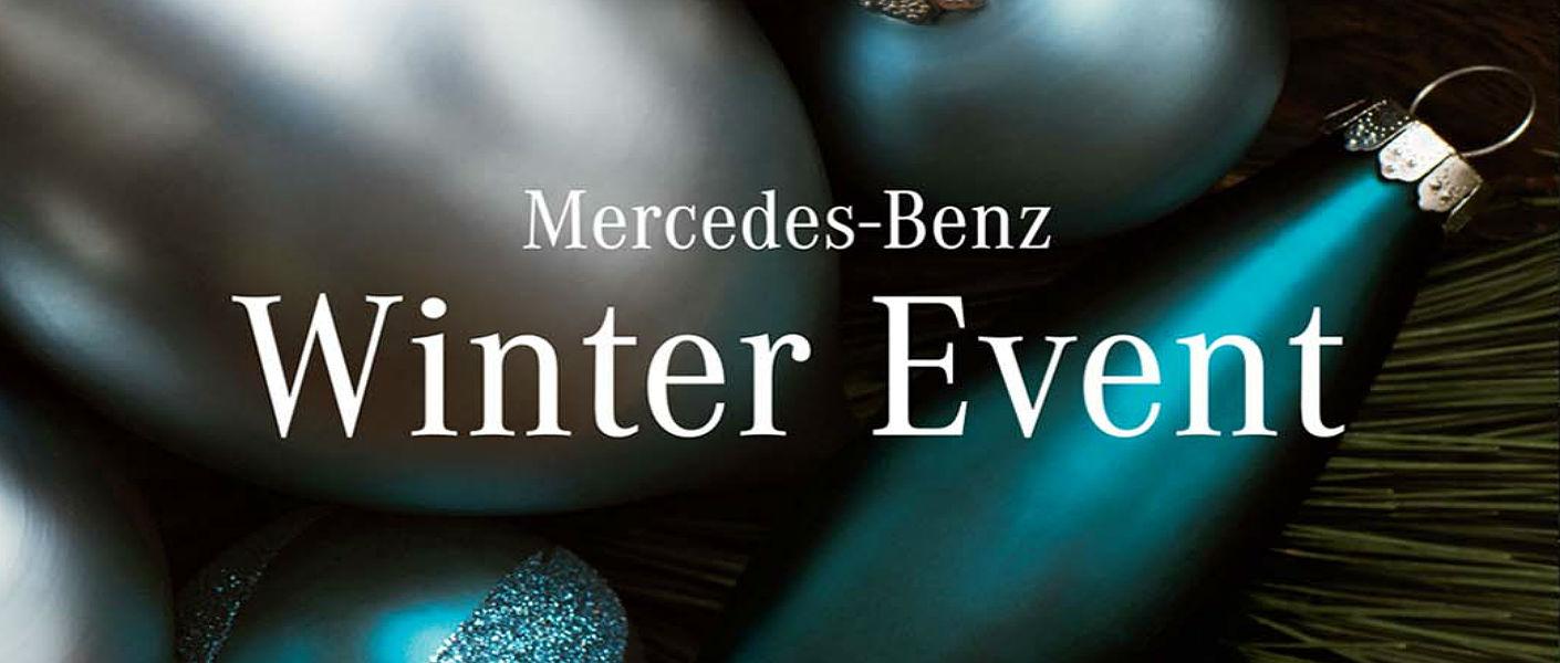 Mercedes Benz Winter Event Kansas City Mo