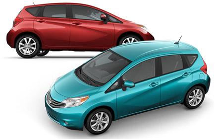 2014 Nissan Versa Note Exterior