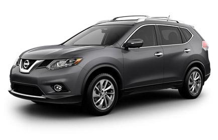 2014 Nissan Rogue Design