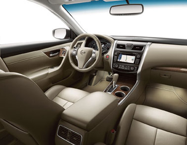 2014 Nissan Altima Interior