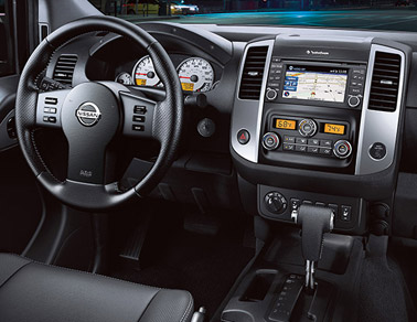 2014 Nissan Frontier Interior Manhattan KS
