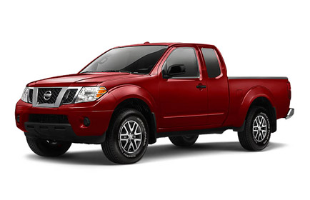 2014 Nissan Frontier Design Manhattan KS