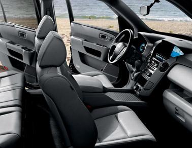 2014 Honda Pilot Interior