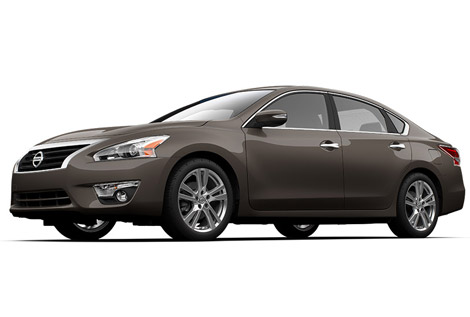 New Nissan Altima San Antonio TX
