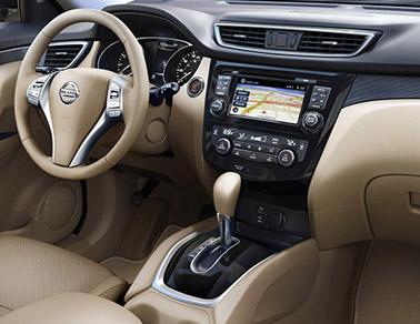 2014 Nissan Rogue San Antonio, TX Interior