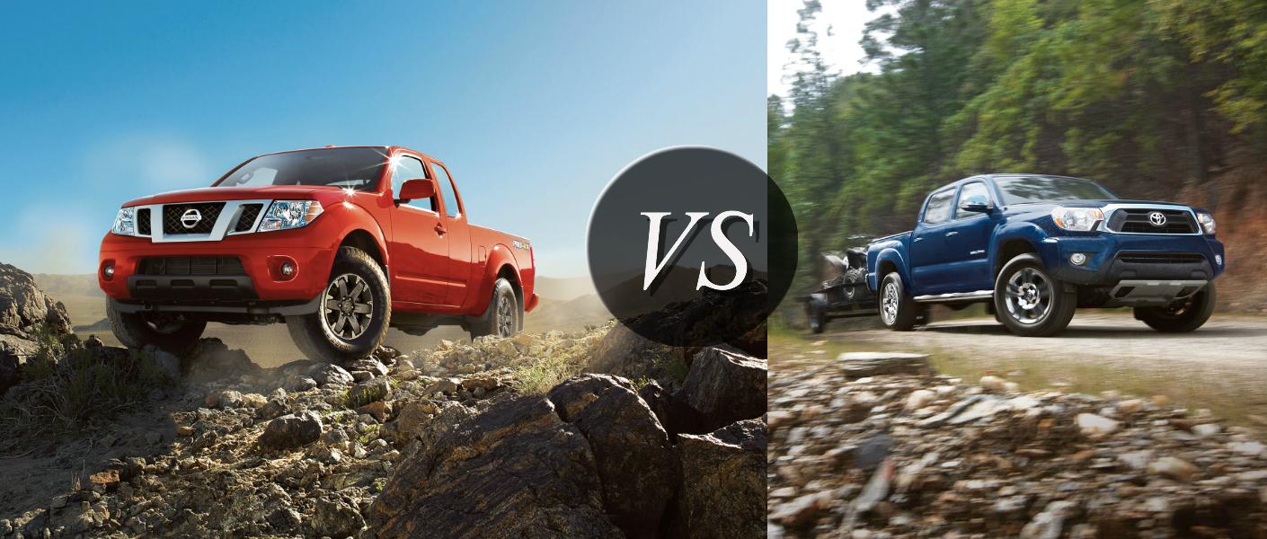Nissan frontier vs toyota tacoma vs honda ridgeline for Honda dealership tacoma