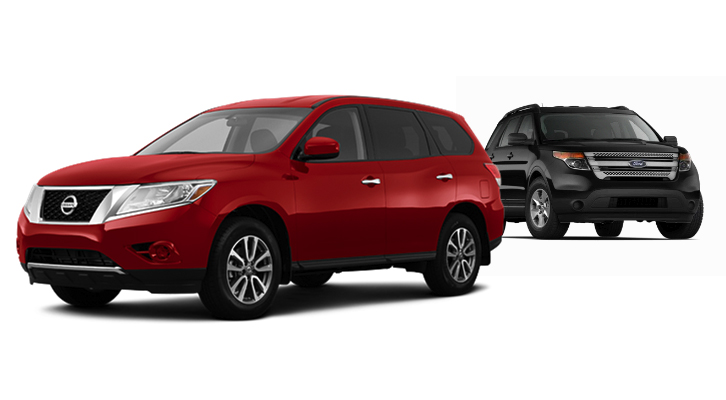 2014 honda pilot vs 2014 toyota highlander compare autos weblog. Black Bedroom Furniture Sets. Home Design Ideas