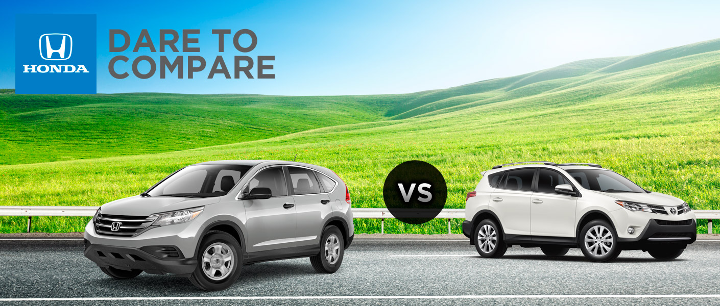 2014 honda cr v vs 2014 toyota rav4 auto design tech for Honda crv vs toyota rav4 2014