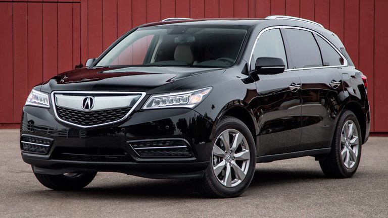2014 buick enclave vs 2014 acura mdx autos post for Infiniti qx60 vs honda pilot