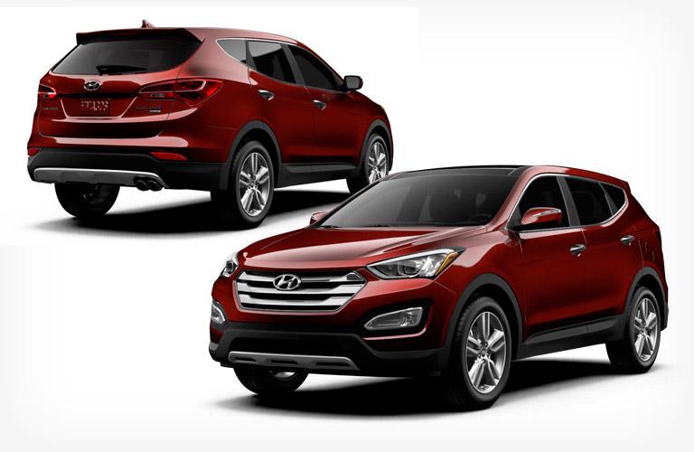 2014 Hyundai Santa Fe Sport Exterior