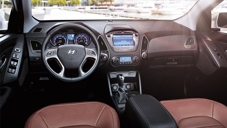 2015 hyundai tucson interior car interior design