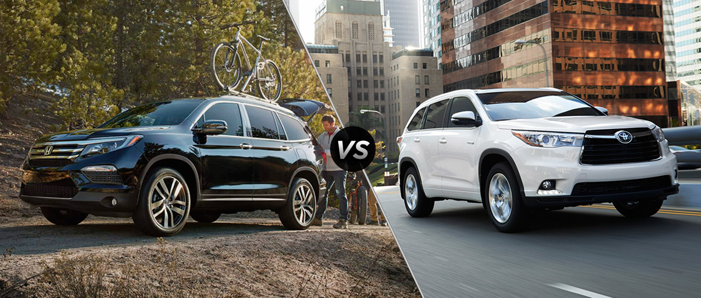 2015 toyota highlander vs acura mdx autos post for Honda crv vs toyota highlander