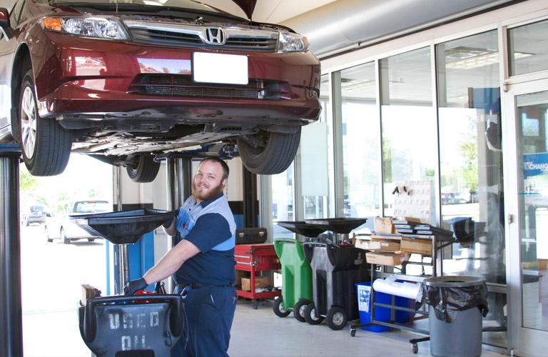 Honda Service in Austin, TX