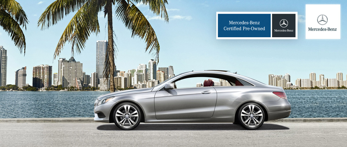 Mercedes benz certified pre owned specials for Certified pre owned mercedes benz