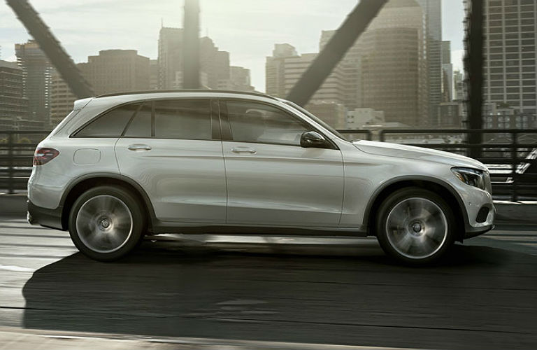 2016 Mercedes Benz Glc Vs Mercedes Benz Glk