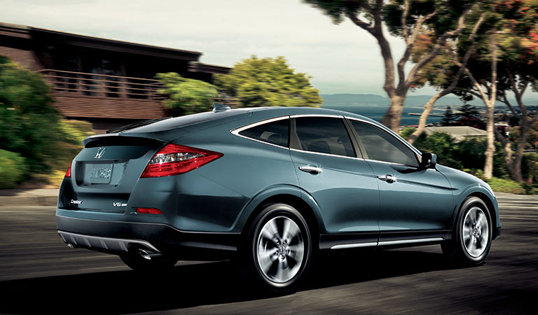 Honda Crosstour Research