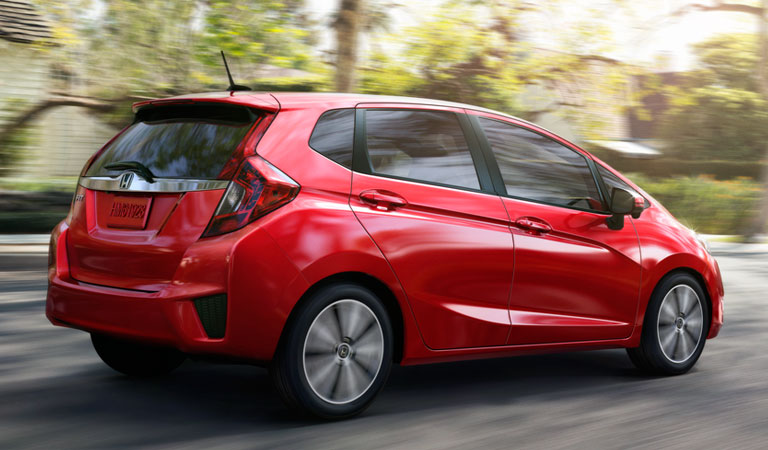 Honda Fit Research