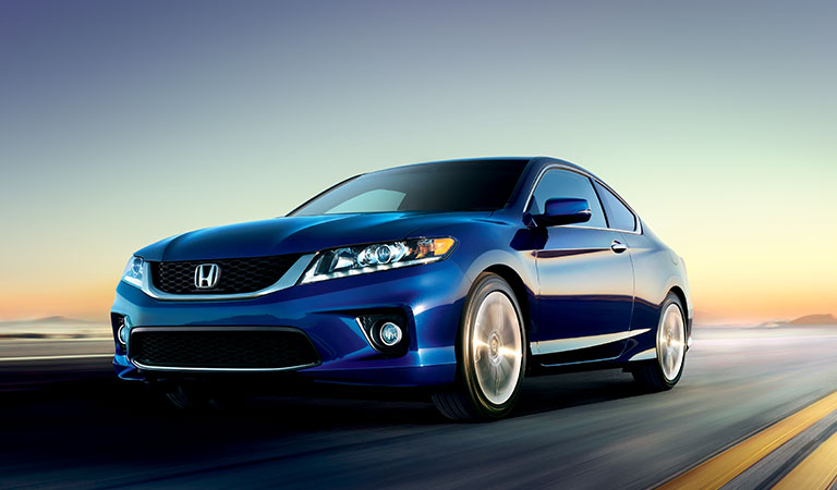 Honda Accord Coupe research