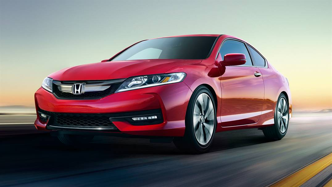 2016 Honda Accord Coupe Research