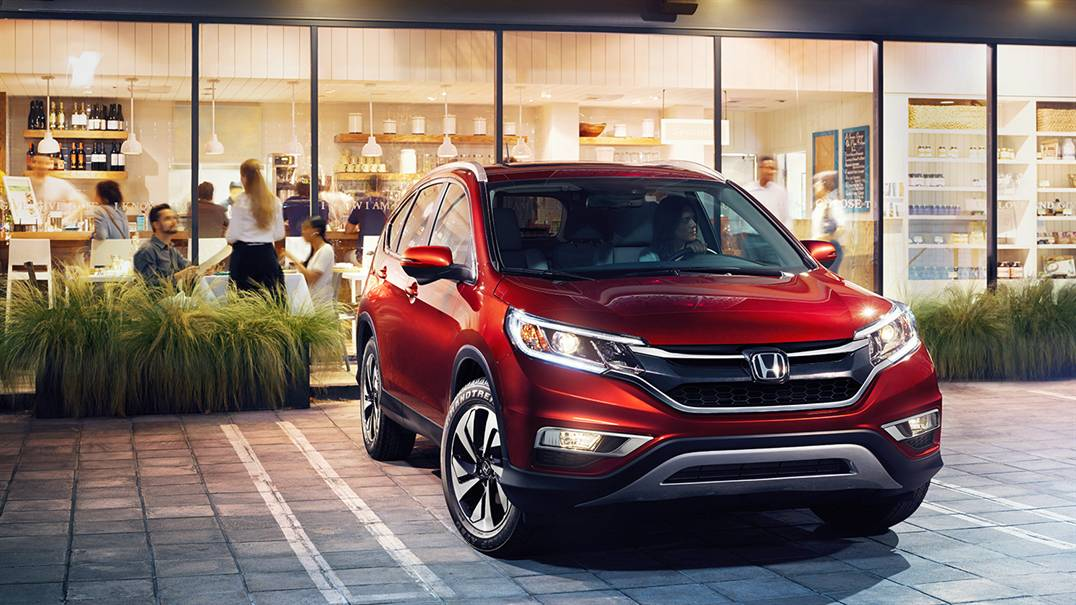 2016 Honda CR-V Research