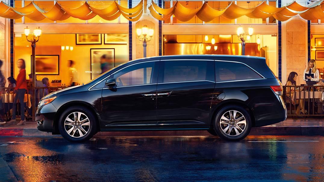 2016 Honda Odyssey research
