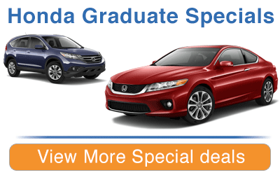 Honda Graduate Specials