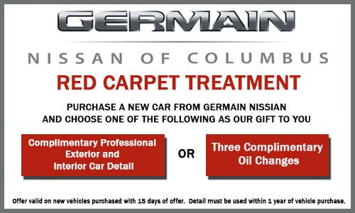 Columbus Ohio Nissan Dealership Germain Nissan