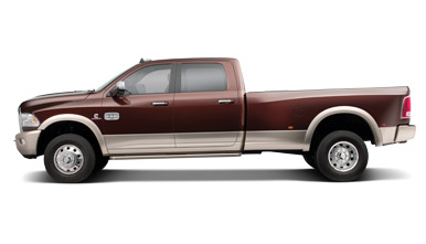 2014 RAM 3500 Exterior