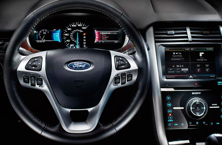 when are 2014 ford edge cominmg out autos weblog. Black Bedroom Furniture Sets. Home Design Ideas