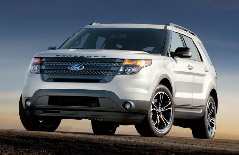 2015 Ford Explorer Vs 2015 Toyota Highlander Autos Post