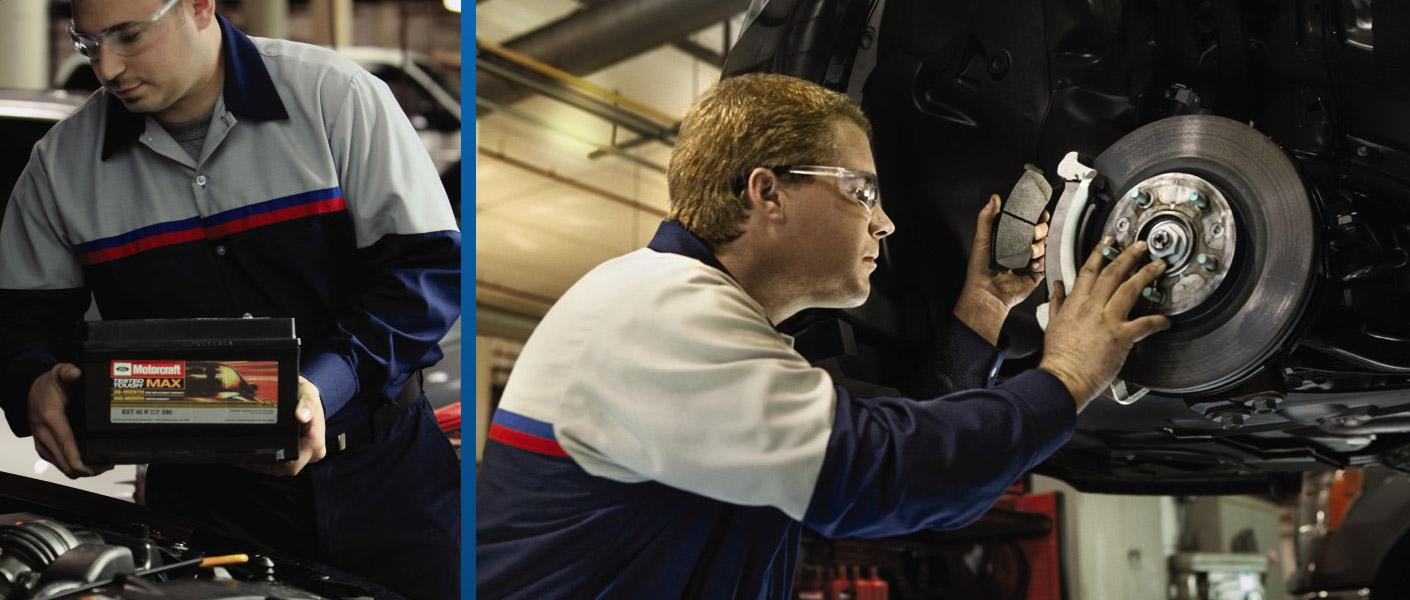 Dahl Ford Davenport >> Car service Davenport IA